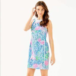 Lilly Pulitzer Mila stretch shift dress